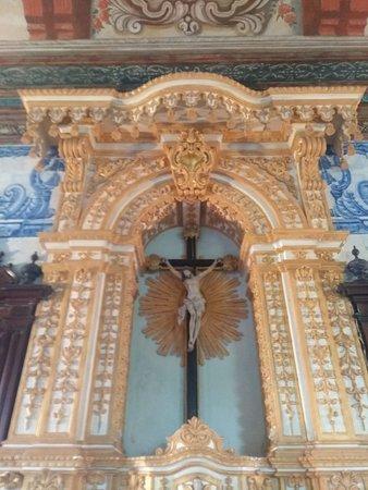 Ilha de Tinharé, BA: Altar