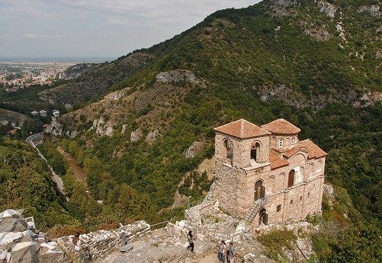 Asenovgrad, Bulgaria: Church in a Fortress