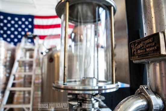 Manifest Distilling All American Product At Distillery