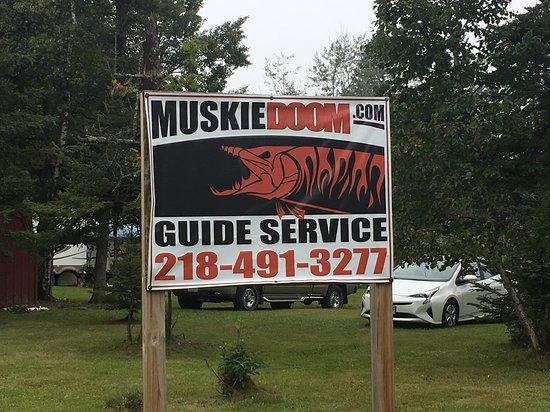Two Harbors, Minnesota: Doom Muskie