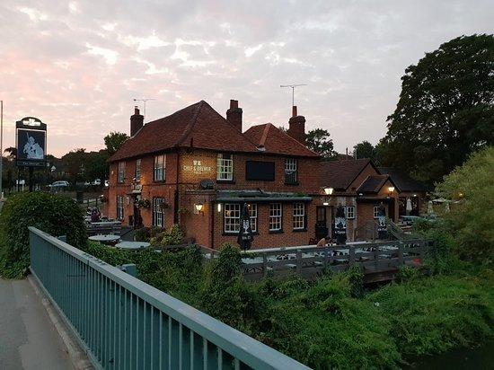 Earley, UK: 20180904_194105_large.jpg