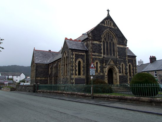 Capel Tabernacl Llanrwst