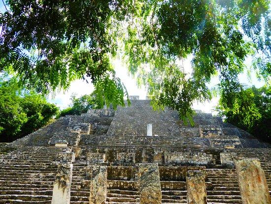 Zona arqueologica de Calakmul