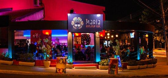 Excelente Restaurante Maria Bonjour Bar e Restaurante