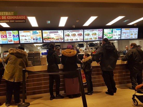 Burger King Paris 80 Avenue Du General Leclerc