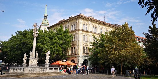 Free Walking Tours in Bratislava