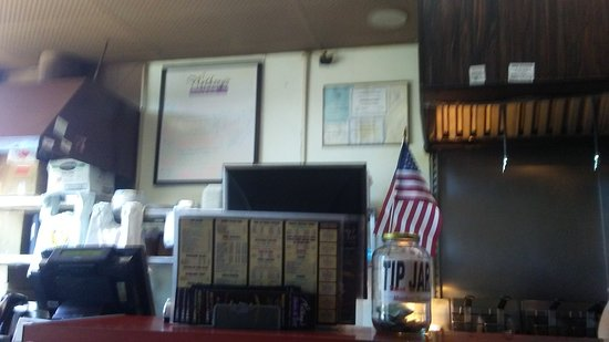 Hightstown, Nueva Jersey: Anthony's Chicken and Grill