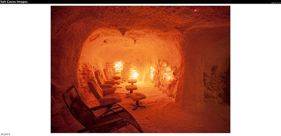 ‪مولولابا, أستراليا: Come in and relax in our purpose built Salt Cave.  Were talking Wow  Factor‬