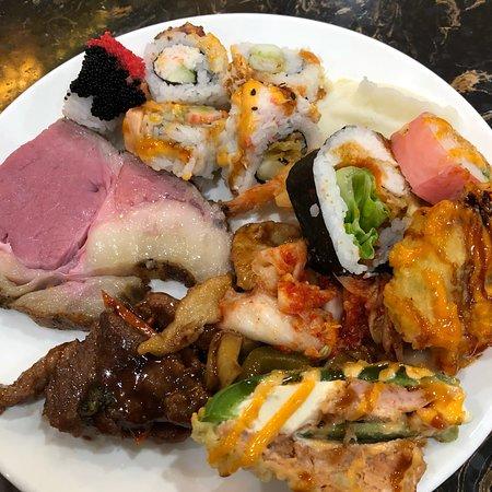 kumi buffet happy valley restaurant reviews photos phone rh tripadvisor com all you can eat buffet portland or