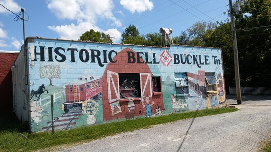 Bell Buckle Photo