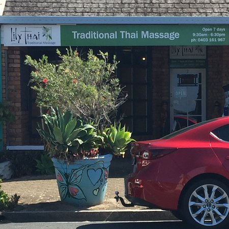 Lennox Head, Australia: Welcome to Lily Thai Massage