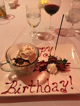 happy birthday to me picture of russell s steaks williamsville