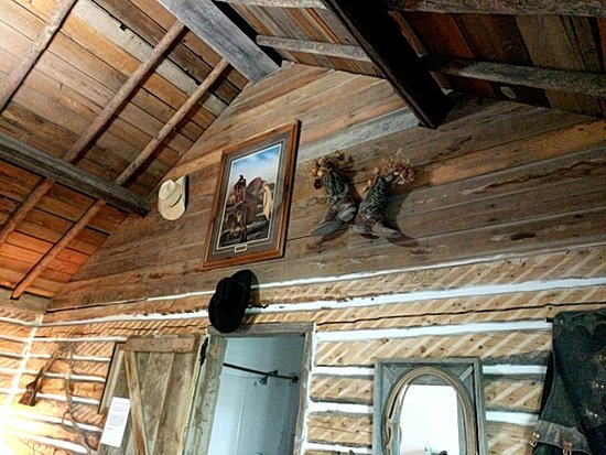 New Raymer, CO: Inside my cabin