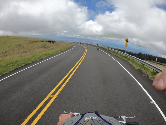 ‪‪Maui Easy Riders‬: A few miles into the 25 mile adventure‬