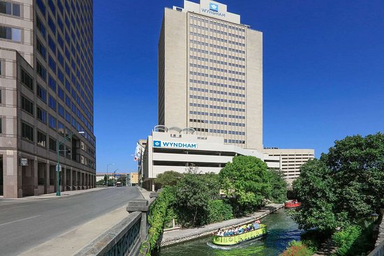 Wyndham San Antonio River Walk 95 1 8 9 Updated 2021 Prices Hotel Reviews Tx Tripadvisor