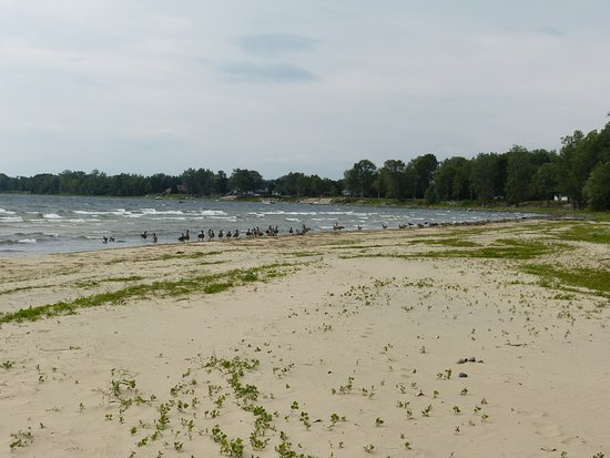Point Au Roches State Park St Armand S Beach