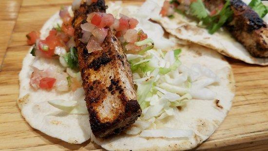 Swordfish Tacos Picture Of Earls Kitchen Bar Somerville Tripadvisor