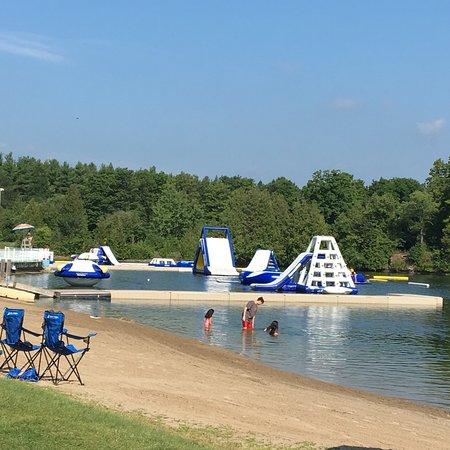Puslinch, Kanada: Emerald Lake RV Resort and Waterpark