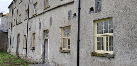 The Irish Workhouse Centre: Exterior of Portumna workhouse