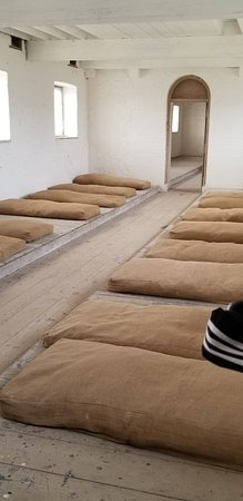 The Irish Workhouse Centre: Sleeping quarters of the inmates