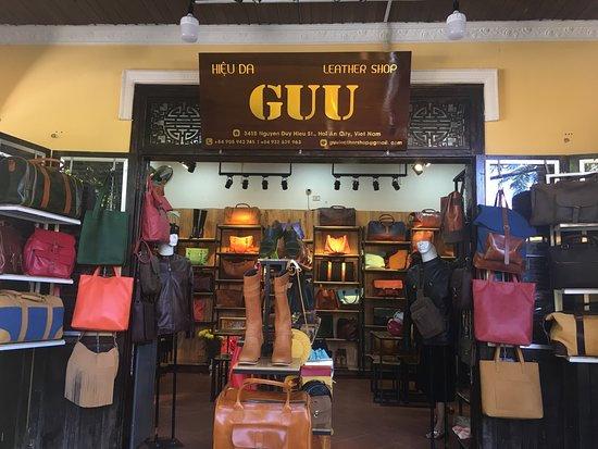 Guu Leather Shop