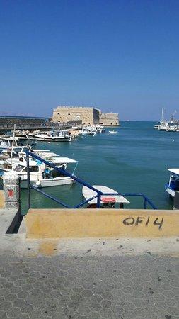 Heraklion Prefecture, Grækenland: Crete Taxi Cab