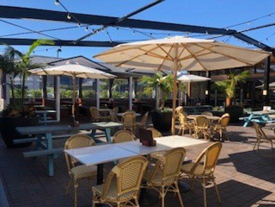 Toormina, Australia: Palms Beer Garden