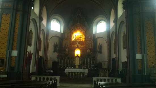 Sarentino (Sarntal), Italien: Chiesa di Santa Maria Assunta