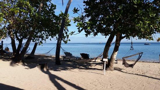 Likuri Island, Figi: relax in a hammock or 2