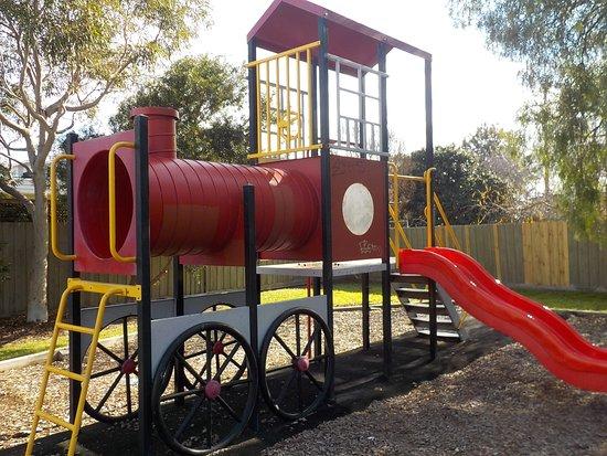 Train Street Park