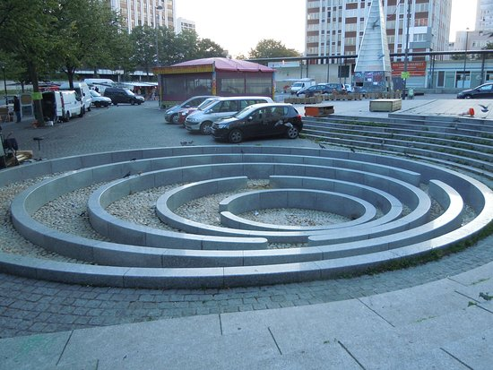 Fontaine Labyrinthe