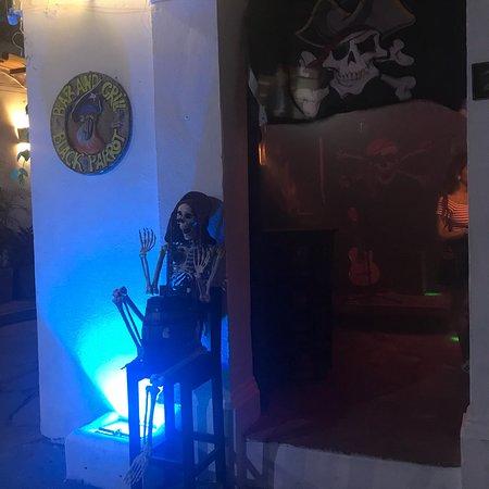 Melhor bar de Cartagena.