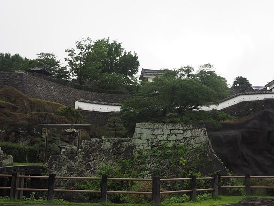 Remains of Usukijo Castle