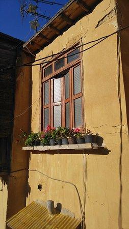 Beautiful Old Window in Masuleh
