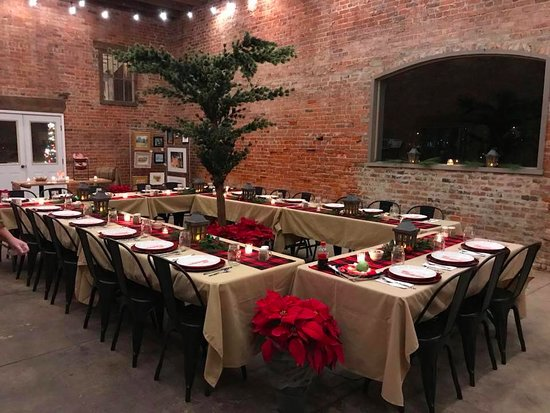 Orrville, Алабама: CHRISTMAS CORPORATE PARTY! (CATERED EVENT)