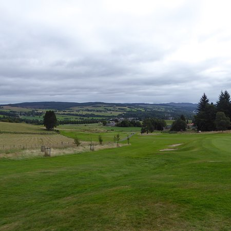 Pitlochry Golf Club Photo