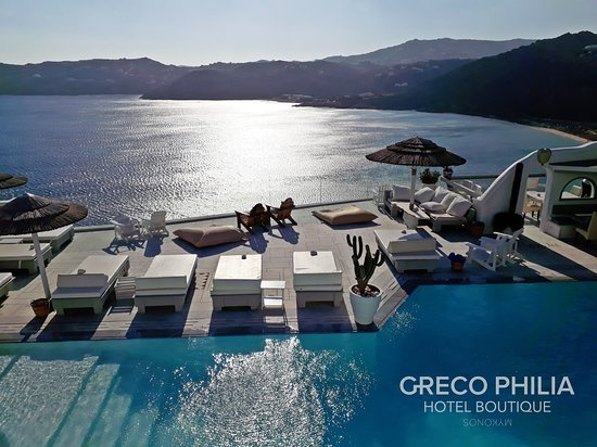 Greco Philia | Hotel Boutique