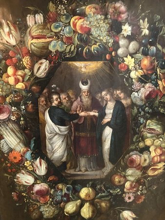 Tableau De Goya Picture Of John Paul Ii Collection Museum Warsaw Tripadvisor