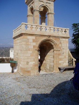 Asklipiio, اليونان: Der Kirchturm