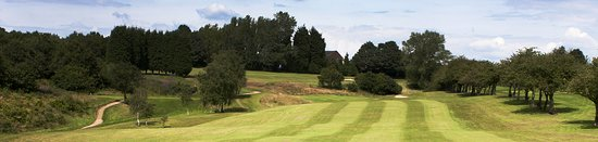 Bury Golf Club 13th