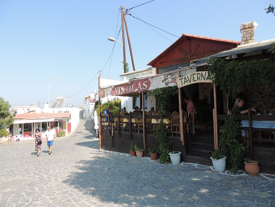 Asklipiio, اليونان: Nikolas Taverne