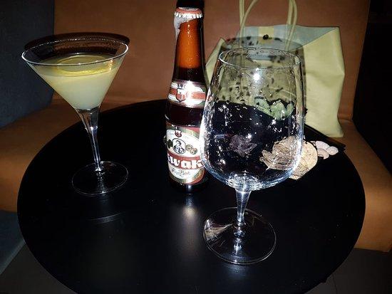 Thouraz pub: bevande