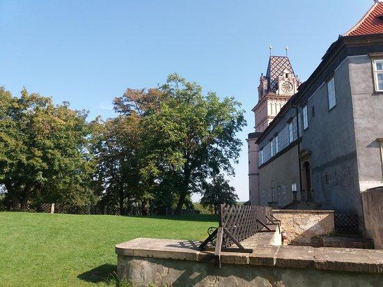 Brandýn nad Labem Castle