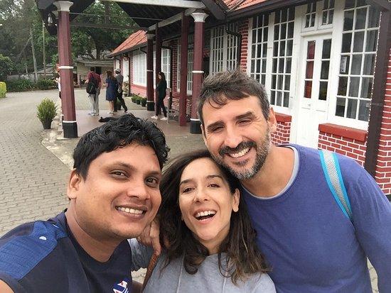 Blessrilanka Tours: Mas buen rollo