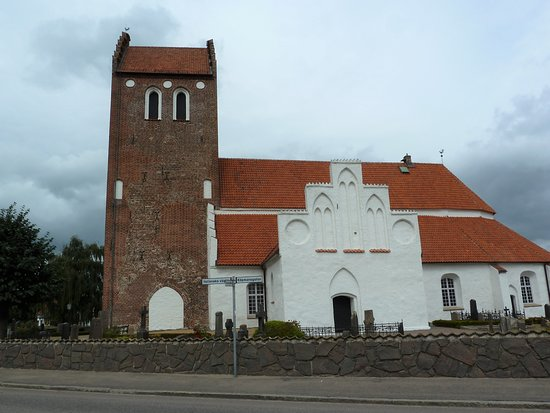 Бастад, Швеция: Mariakyrkan i Båstad