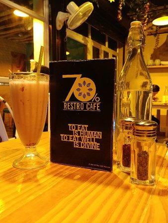 70 Percent Restro Cafe照片
