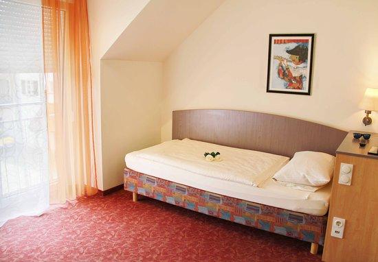 Zusmarshausen, Niemcy: Komfort Einzelzimmer