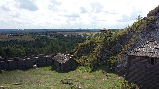 Podzamcze, Pologne: Gród Birów