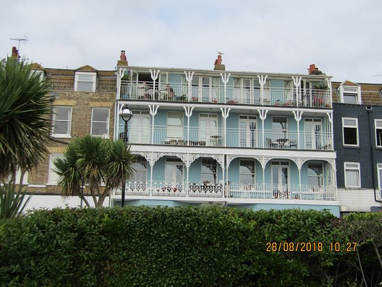 Broadstairs, UK: Regency Building