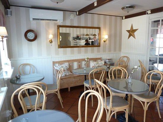 Ockero, Suécia: Aleks café på Hönö